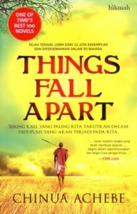 Things fall apart book review essay