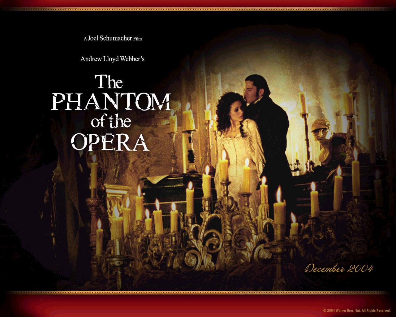 phantom of the opera synopsis essay In the movie the phantom of the opera, you can see symbolism practically  we  will write a custom essay sample on any topic specifically for you for  but these  have made the story enjoyable and much more interesting.
