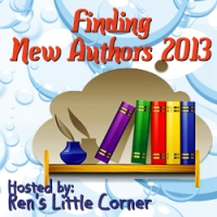 finding new authors button