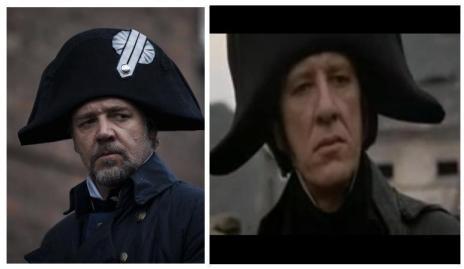 Javert: Russell Crowe vs. Geoffrey Rush