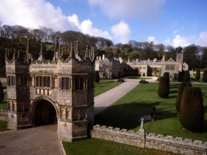 Love the set: Lanhydrock House in Cornwall