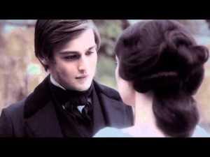 Pip and Estella in the BBC 2011 miniseries