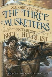 threemusketeers youngreaders