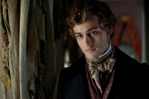 Douglas Booth as Pip in Great Expectations BBC miniseries, 2011