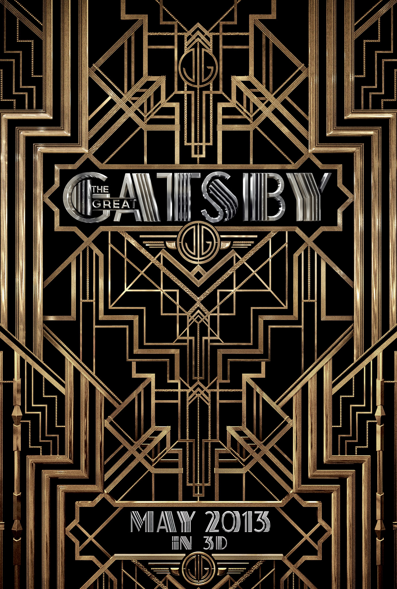 301 Moved Permanently The Great Gatsby 2013 Poster