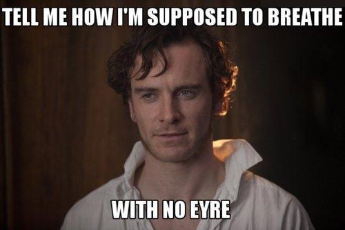 Michael Fassbender Jane Eyre