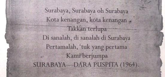 Surabaya, kota tak terlupakan